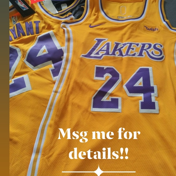Kobe Bryant Lakers Jersey Dresses